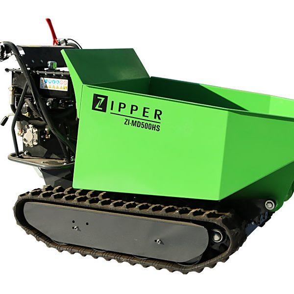 Zipper Miniraupendumper ZI-MD500 HS 4,8 kW